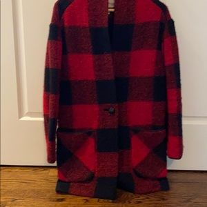 Wilfred Free Plaid Jacket